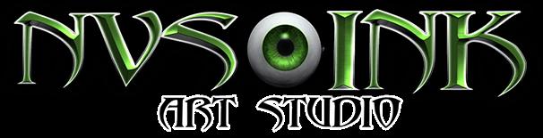 NVSINK Art Studio Logo